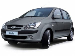 АвтоЧехлы на Hyundai Getz