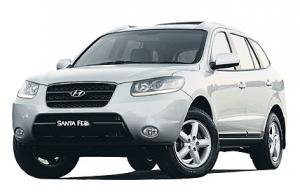 АвтоЧехлы на Hyundai Santa-Fe 2