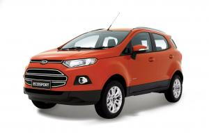 АвтоЧехлы на Ford Ecosport