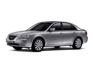АвтоЧехлы на Hyundai Sonata V NF
