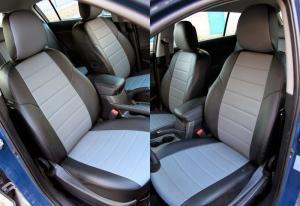 АвтоЧехлы на Hyundai Elantra XD