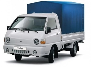 АвтоЧехлы на Hyundai Porter 1